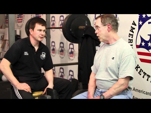 VF Kettlebell Training - Rick Huse