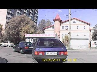 Пример видео с регистратора H198