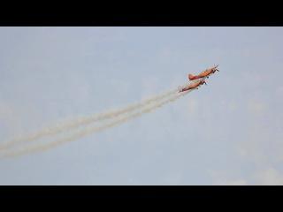 Авиошоу на день города в Пензе 15 сентября 2012 [PVS] [FullHD]