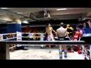 Мoscow Kaewsamrit Gym скоростная работа на лапах .Гусаген 51 кг