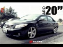 Toyota Corolla XEi Perfil 215/30/20 FIXA»Cries wire here and extreme...2two®