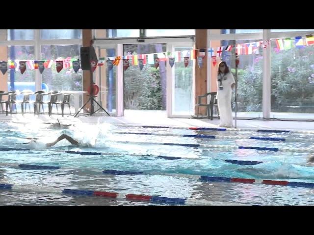 24th European Finswimming Championship Lignano Sabbiadoro nuoto pinnato 200 bf w