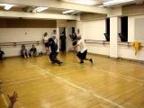 Jen Pinard &amp Eddie Morales Choreography Eddie Morales Music