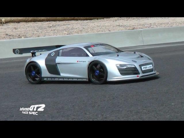 1/8 Inferno GT2 RACE SPEC r/s Audi R8 LMS