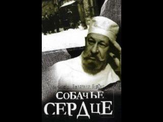 ФИЛЬМ Собачье сердце: Серия 1 (советское кино, комедия)