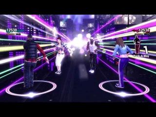 The Hip Hop Dance Experience -- Terror Squad ft Fat Joe, Remy - Lean Back