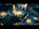 The Incredible Adventures of Van Helsing - Геймплейный трейлер