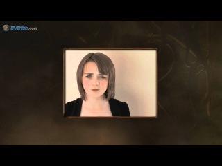 Игра престолов Maisie Williams | Arya Stark Audition