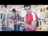 Фитнес с Яной Янкович  Тренировка трехглавой мышцы плеча