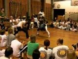 Thursday Opening roda Sagui vs. Rasta 4th Capoeira Meeting in Copenhagen 2009