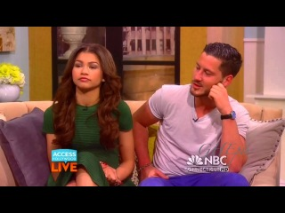Access hollywood interview zendaya and val dating 3