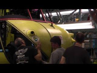 Boeing engineers use 3D printer to create 3-D models