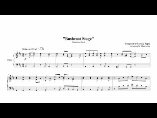 Darkwing Duck (NES) - Bushroot Stage (Piano Arrangement)