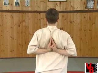 Комплекс упражнений для растяжки (Ажигирей Джамал) 2 - Запястья, локти, плечевой пояс.
