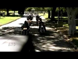 Sons of Anarchy SOA Trailer Сыны Дети Анархии AVG 4