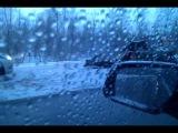 Машину разорвало в клочья в ДТП под Усть-Ижорой