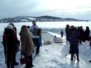 Фестиваль моржей в Ревде