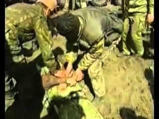 Последний бой в чечне 1995 г. (Штурм Грозного)