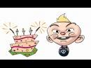 Видео открытка Папа, с Днем рождения!