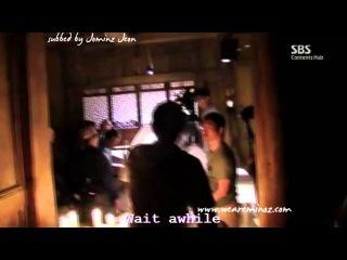Lee Min Ho Faith 3rd BTS 2012.07.31 english subtitles