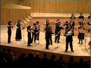 Mozart: Concierto nº 3 para trompa y cuerdas. Eric Terwilliger (trompa). Camerata Aragón.