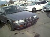 1989 Toyota Corona EX Saloon