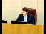 Голосование по закону о введении цензуры в интернете