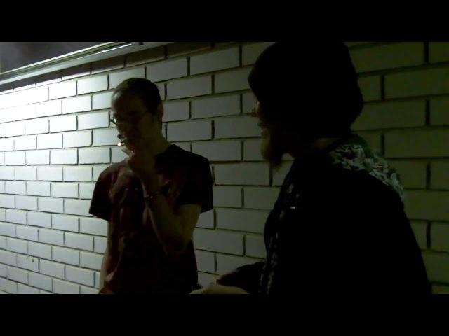 Brainbashers: 2012 Tour dokumentti