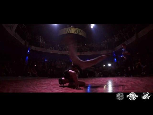 1/16 | Gipsy King vs Kravts | Dancing Souls Cup 2012