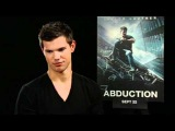 Taylor Lautner Talks About Taylor Swift And Justin Bieber