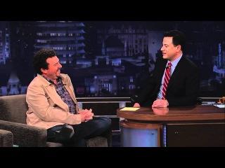 Вечерний Ургант - это  КОПИЯ американского ток-шоу Jimmy Kimmel Live