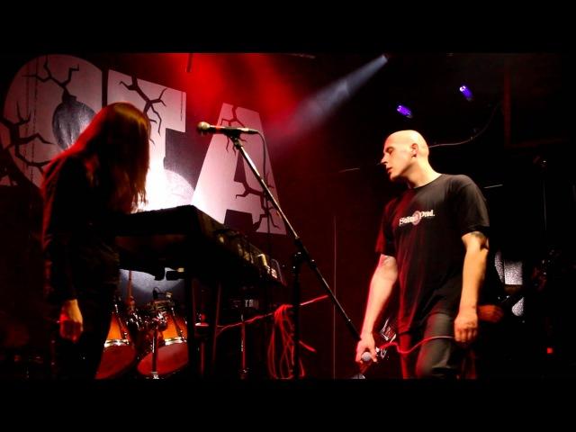 Abstract Spirit - 2012.04.21 - Horror Vacui - Wings of Doom Fest, Kasta Club, Moscow - by Darkiya