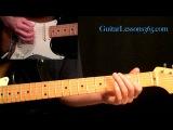 Metallica - Enter Sandman Guitar Lesson Pt.1 - Intro & Main Riff