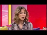 Rachel Stevens Interview Lorraine 15.11.2011