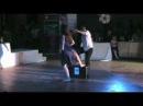 Танец с чемоданом