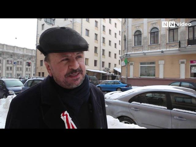 Адрасы БНР экскурсія з Харэўскім