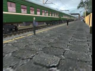 Электровоз чс7 (Trainz 2010)