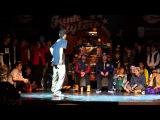 Funk Stylers Battle Vol.5 Popping 8-2 jaygee vs dregg