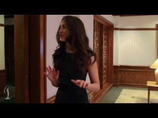 Мисс Вселенная 2012 - показывает свои апартаменты в Индонезии