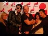 Marilyn Manson chez Cauet sur NRJ