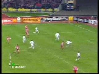 Спартак Москва vc Реал Мадрид 2:1