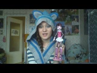 [Кукольный Мир] #003 Monster High: Draculaura Basic 2 Line