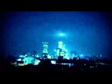 1122 UFO over Madrid Spain, Impressive Footage April 4, 2011 Or is it Special-FX or Real