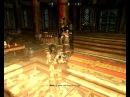 Прикол в Skyrim Довакин танцор