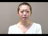 CNN: Japanese Pop Idol AKB48 峯岸 みなみ (Minegishi Minami) Shaving Head and  Tearful  Apology