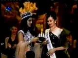 Femina Miss India 2001 Crowning - Celina Jaitley Sara Corner