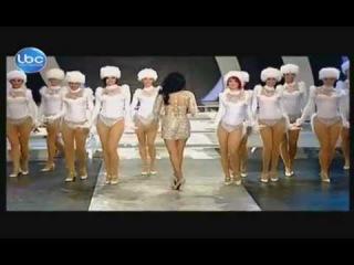 Haifa Wehbe - Samme3ni [Live @ Elite Model Look-Lebanon 2011]