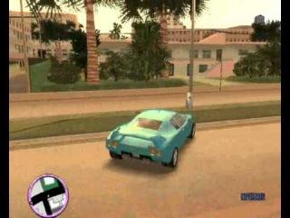 GTA Vice City Rage Infernus Crashtest