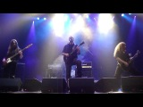 ICS Vortex playing Borknagar's Colossus @ Finnish Metal Expo 2012