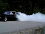 1969 Dodge Charger r/t Burnout